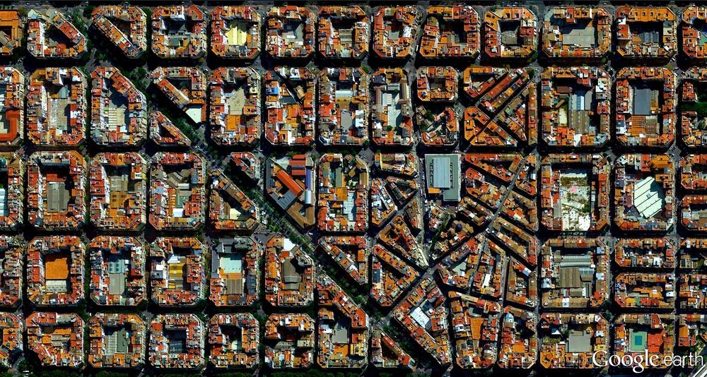 Leixample, Barcellona