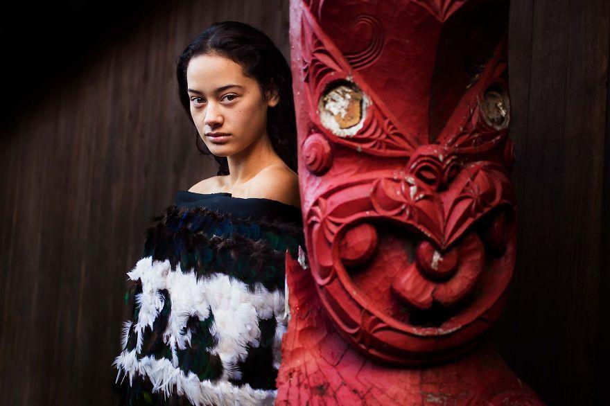 Maori Temple, Nuova Zelanda