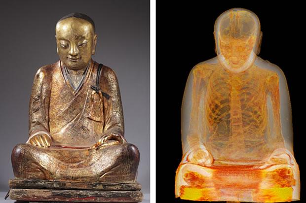 buddhist-mummy