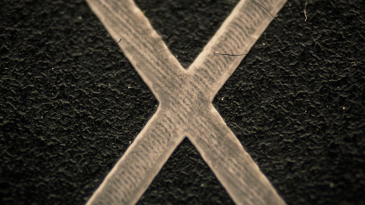Tasto X della tastiera