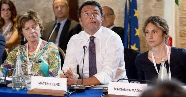 l'impeccabile inglese di Matteo Renzi