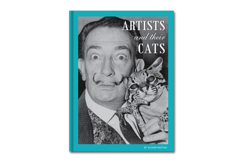 intimate-portraits-of-iconic-artists-and-their-cats-in-new-book-6