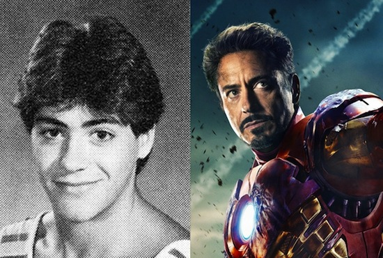 Robert Downey Jr./Iron Man