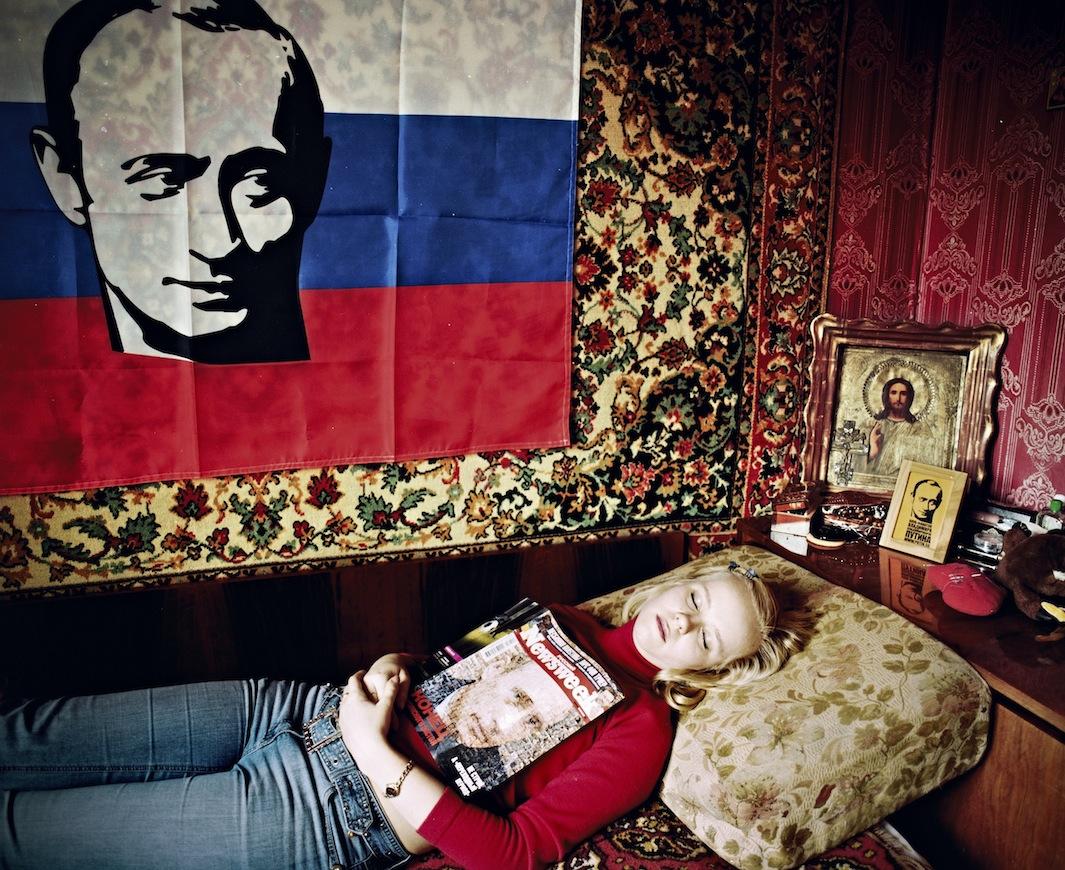 Putin Fan Club,2007