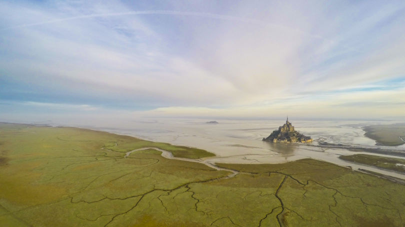 Mont-Saint-Michel, Wanaiifilms