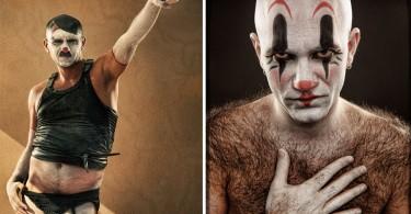 foto-agghiaccianti-ritratti-di-clown-grotteschi-nsfw