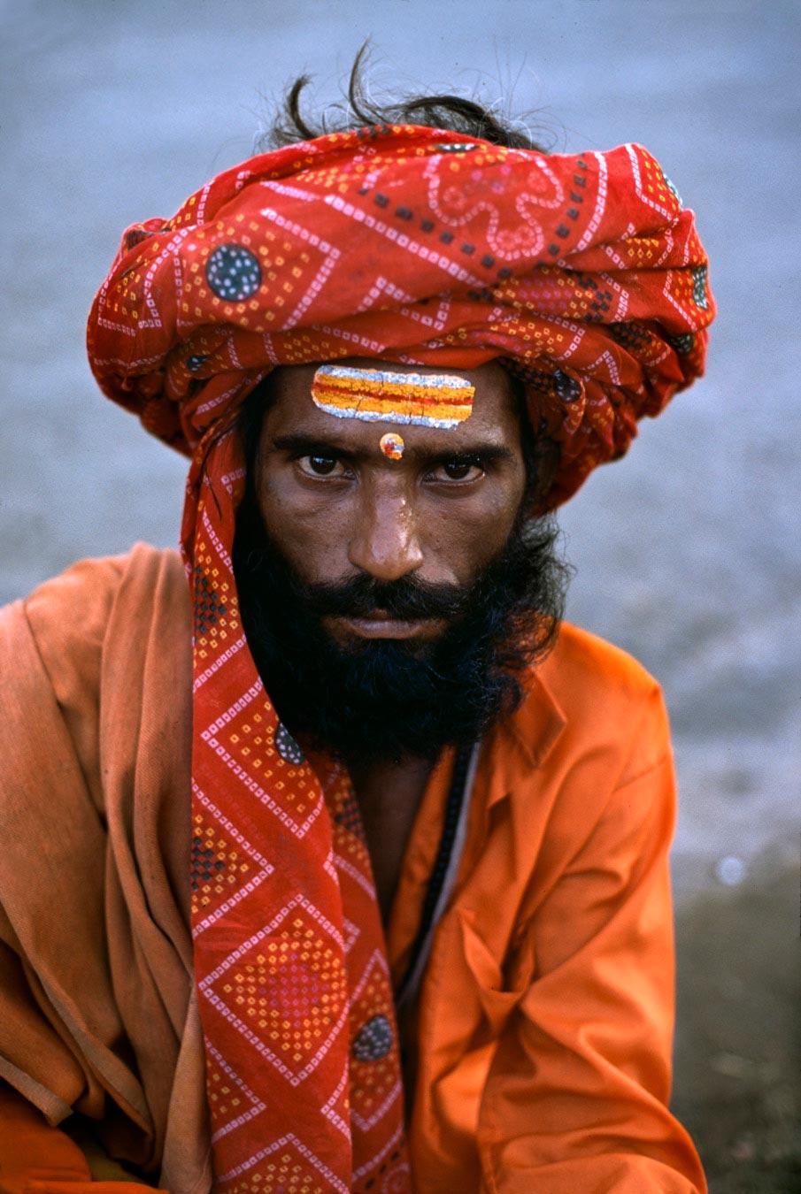 Ujjain, India, 2002