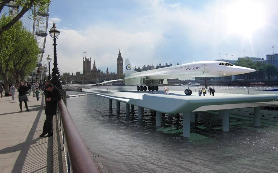 Concorde+rendering