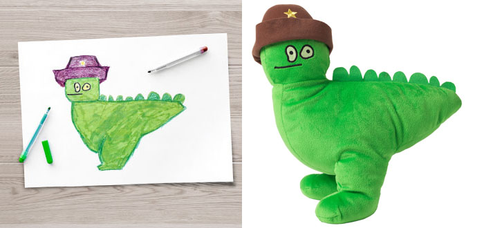 kids-drawings-turned-into-plushies-soft-toys-education-ikea-5