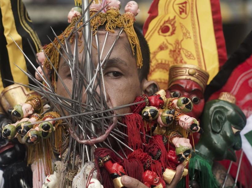 THAILAND-CULTURE-FESTIVAL