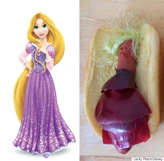 Raperonzolo di Rapunzel