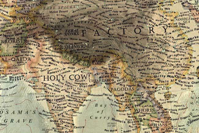 Teen-creates-insanely-detailed-map-of-stereotypes-around-the-world3-650x436