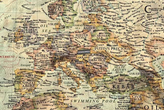 Teen-creates-insanely-detailed-map-of-stereotypes-around-the-world41-650x436