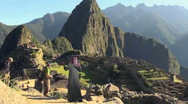 Omar-in-Peru