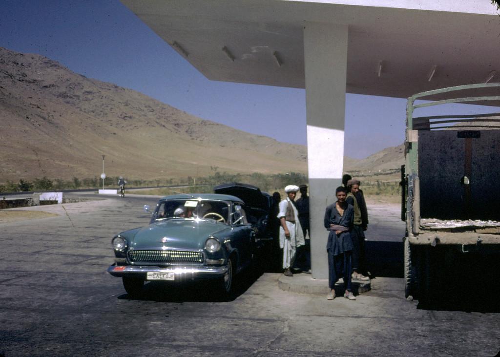 """Gas Station."""