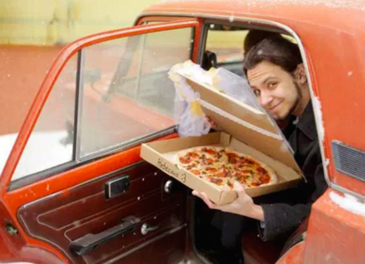 uomo pizza