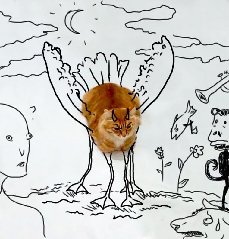 Doodle-Cat-5