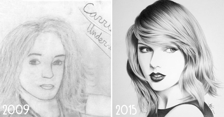 drawing-skills-progress-practice-before-after-9