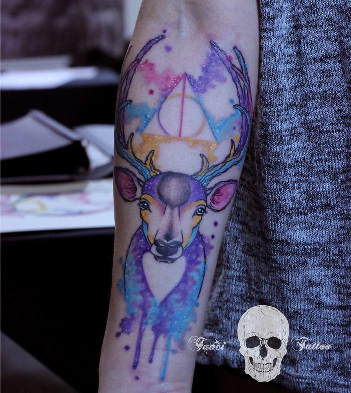 harry potter tatuaggi1