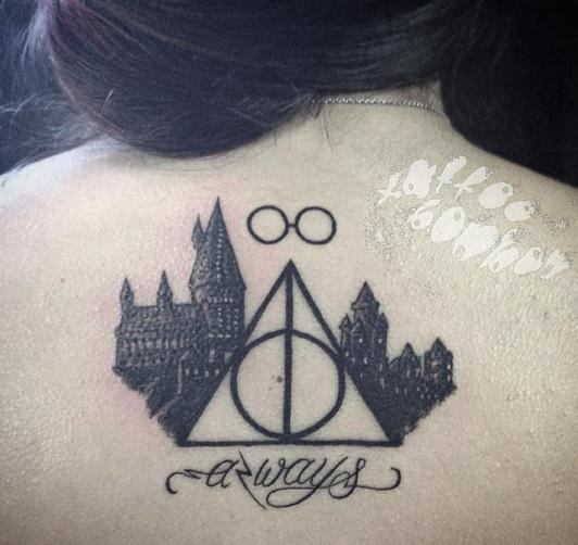 harry potter tatuaggi14