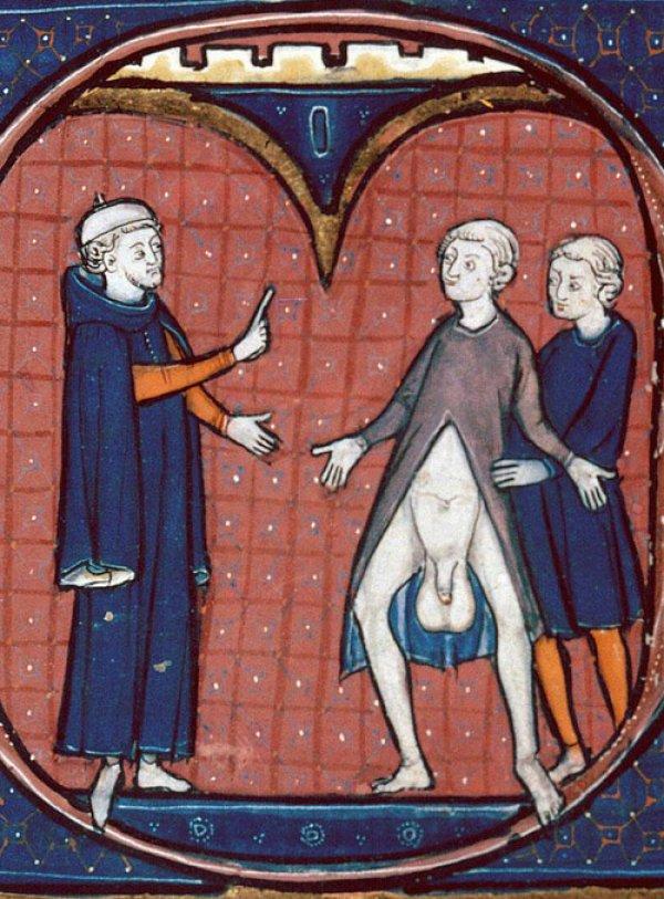 illustrazioni medievali wtf