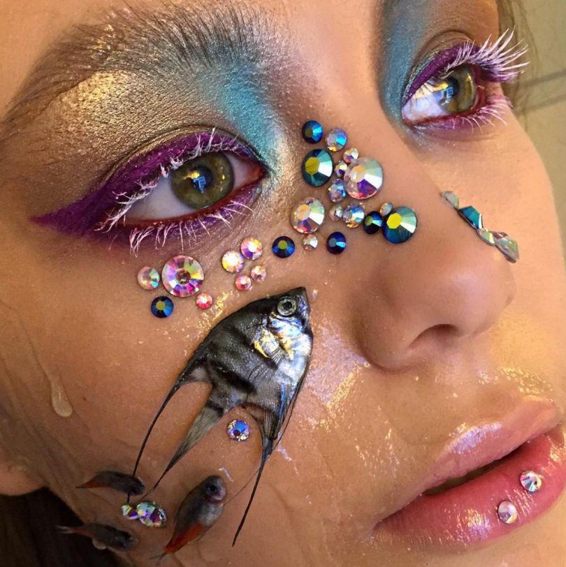 oceano makeup