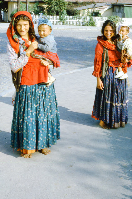 Gypsies in the 1960s (1)