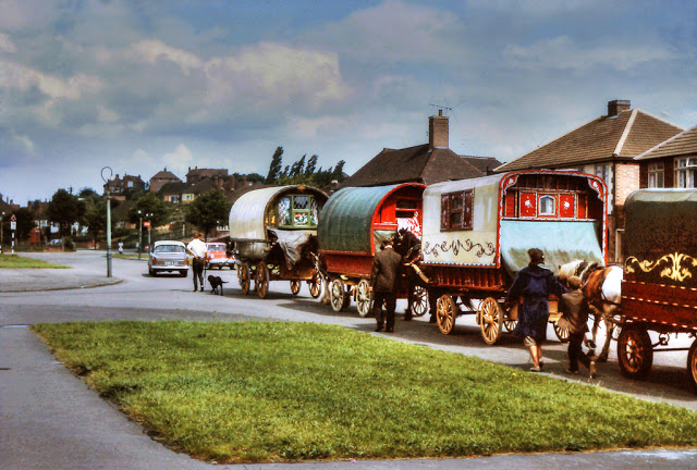 Gypsies in the 1960s (13)