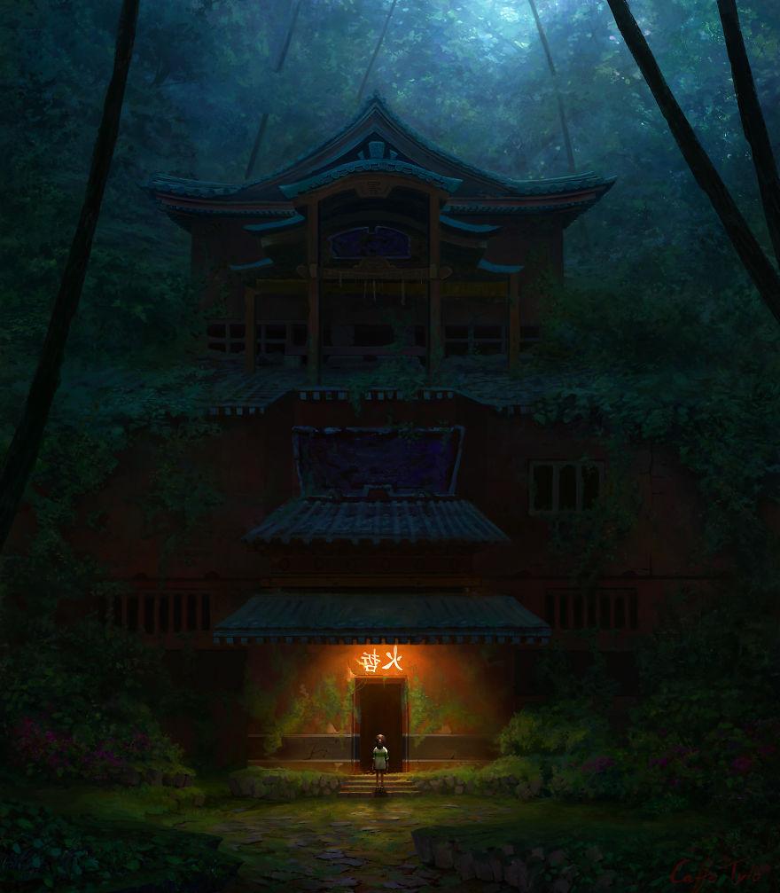 studio-ghibli-inspired-fan-art-paintings-oil-watercolor-109-583437e2ecf79__880