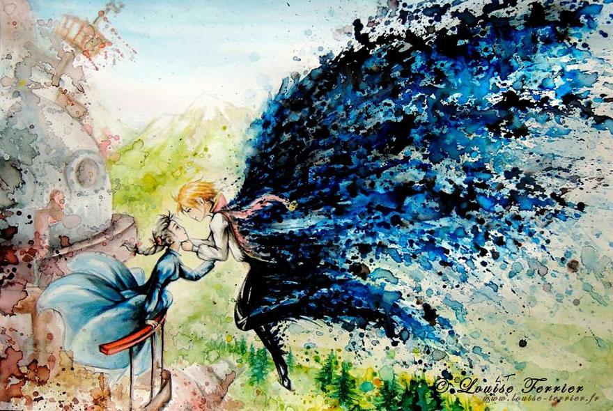 studio-ghibli-inspired-fan-art-paintings-oil-watercolor-2-5832aa0f77808__880
