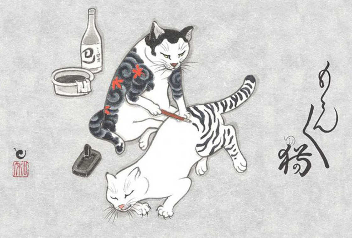 kazuaki-horitomo-cat-tattoo-top