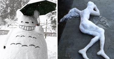 creative-snow-sculptures-heavy-snowfall-japan-fb2
