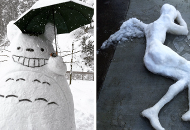 creative-snow-sculptures-heavy-snowfall-japan-fb2