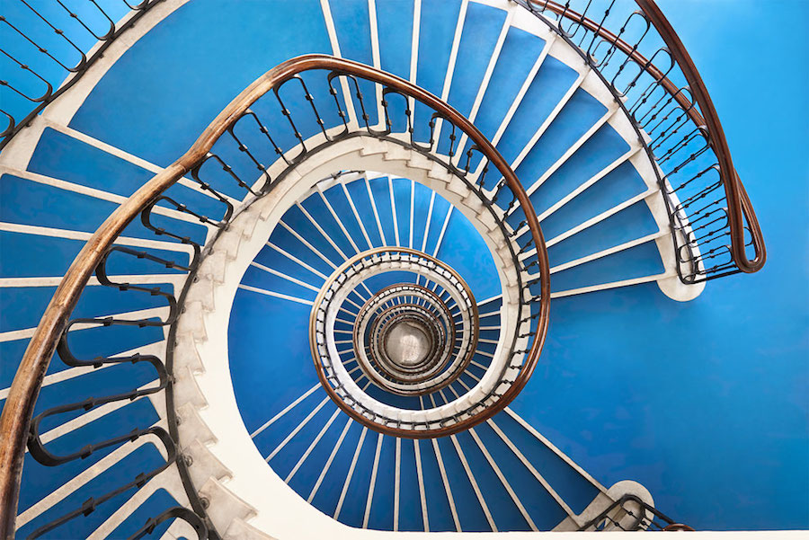 Spiral-and-Geometric-Staircases-Shot-From-Above-1
