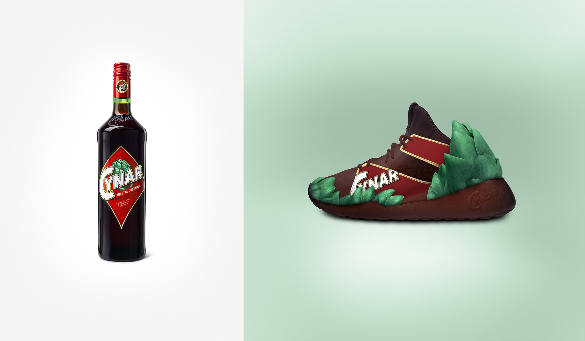 Sneakered 011 Cynar