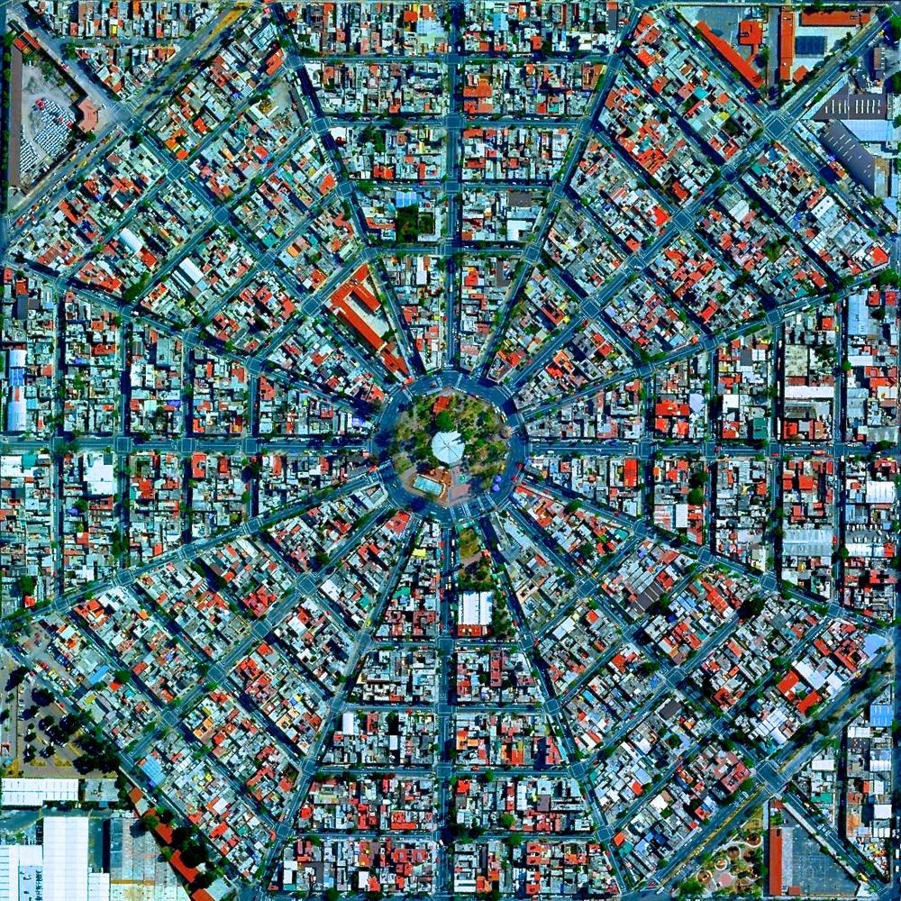Plaza Del Ejecutivo Mexico City, Mexico