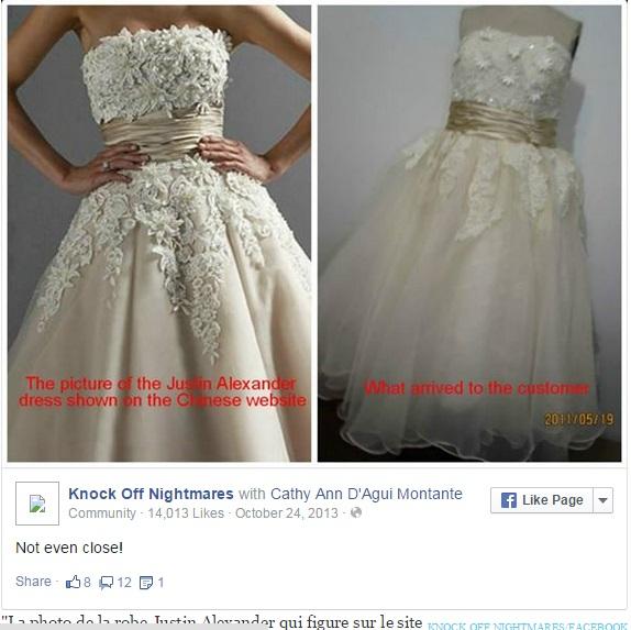 promo code 8100a dad76 Comprare il vestito da sposa su Internet non è una buona ...