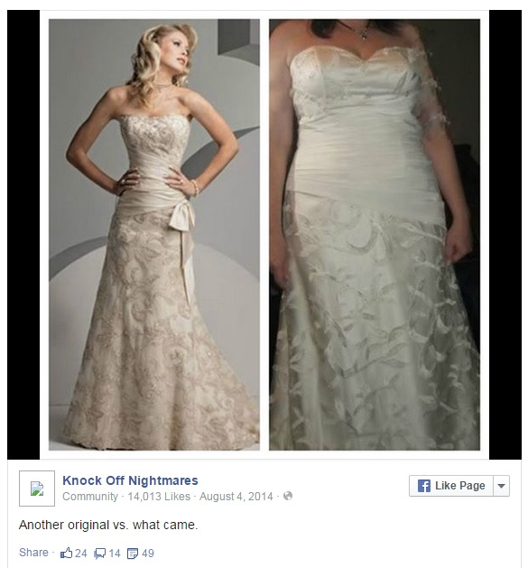 Vestito Da Sposa Quando Comprarlo.Comprare Il Vestito Da Sposa Su Internet Non E Una Buona Idea