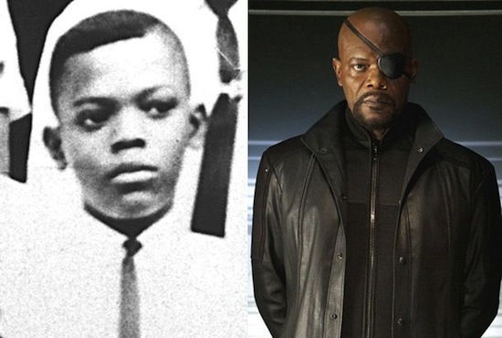 Samuel L. Jackson/ Nick Fury