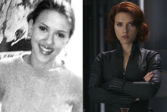 Scarlet Johansson/ Black Widow