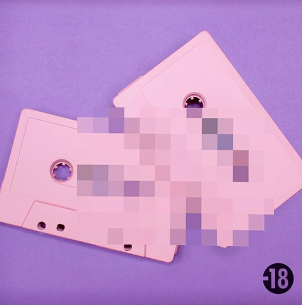 benoitjammes-cassette-Porn