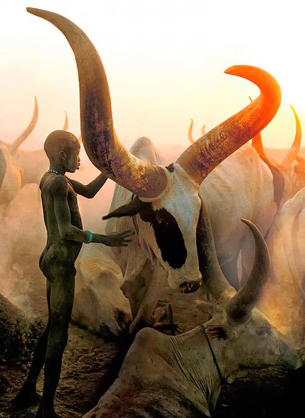 Dinka-de-Sudán-1