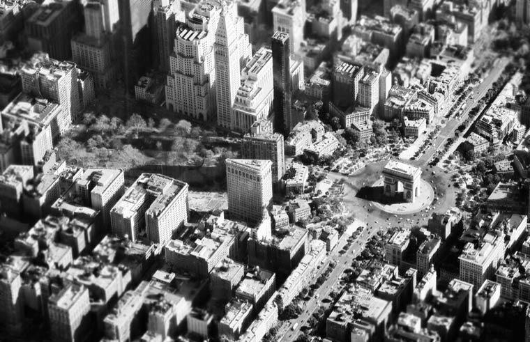 Parigi vs New York: un mashup di vecchie fotografie delle due città