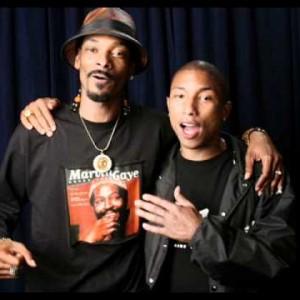 Snoop Dogg - Let's get Blown ft. Pharrell Williams