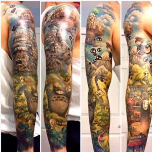 Il mio amico designer e tatuatore che sta diventando famoso