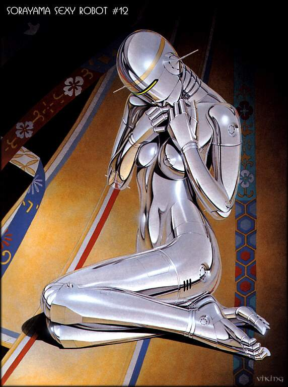 8-robot-paintings-by-hajime-sorayama