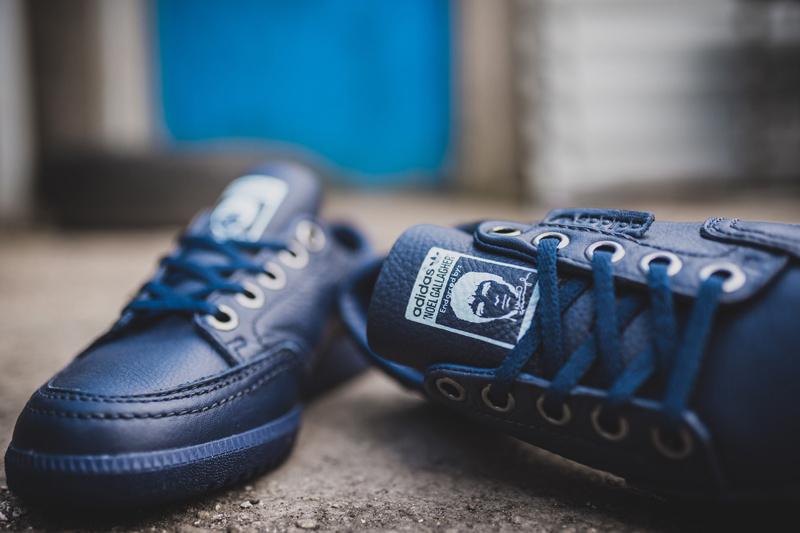 quality design 903fa 56f67 OASIS: Noel Gallagher disegna un paio di scarpe per l'Adidas ...