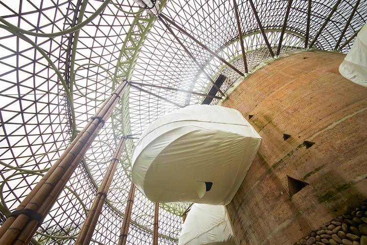 Biennale dell'Architettura in Bambù