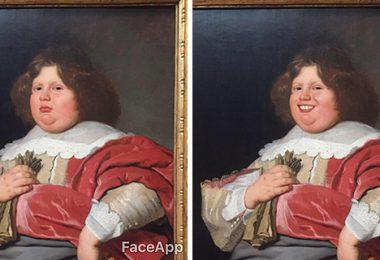 face-app opere