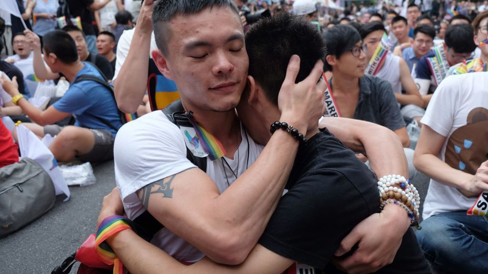matrimoni gay a taiwan